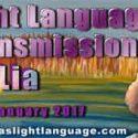 Light Language Transmission by Lia Livani 10th January 2017