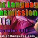 Light Language Communication by Lia Livani 27th December 2016