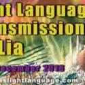 Light Language Communication by Lia Livani 20th December 2016