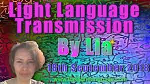 Light Language Transmission