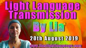 Lias Light Language 20 August 2019