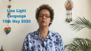 Lia Livani - Channeled Light Language Transmission for 19th May 2020