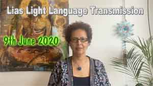 Channeled Light Language Transmission By Lia Livani 9th June 2020
