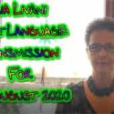Channeled Light Language of Divine Love Through Lia Livani 4th August 2020