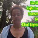 Lia Livani Light Language Transmission for 22nd September 2020