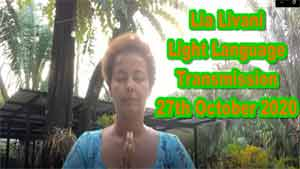 Lia Livani Light Language Transmission