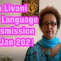 Lia Livani Light Language Transmission 6th Jan 2921